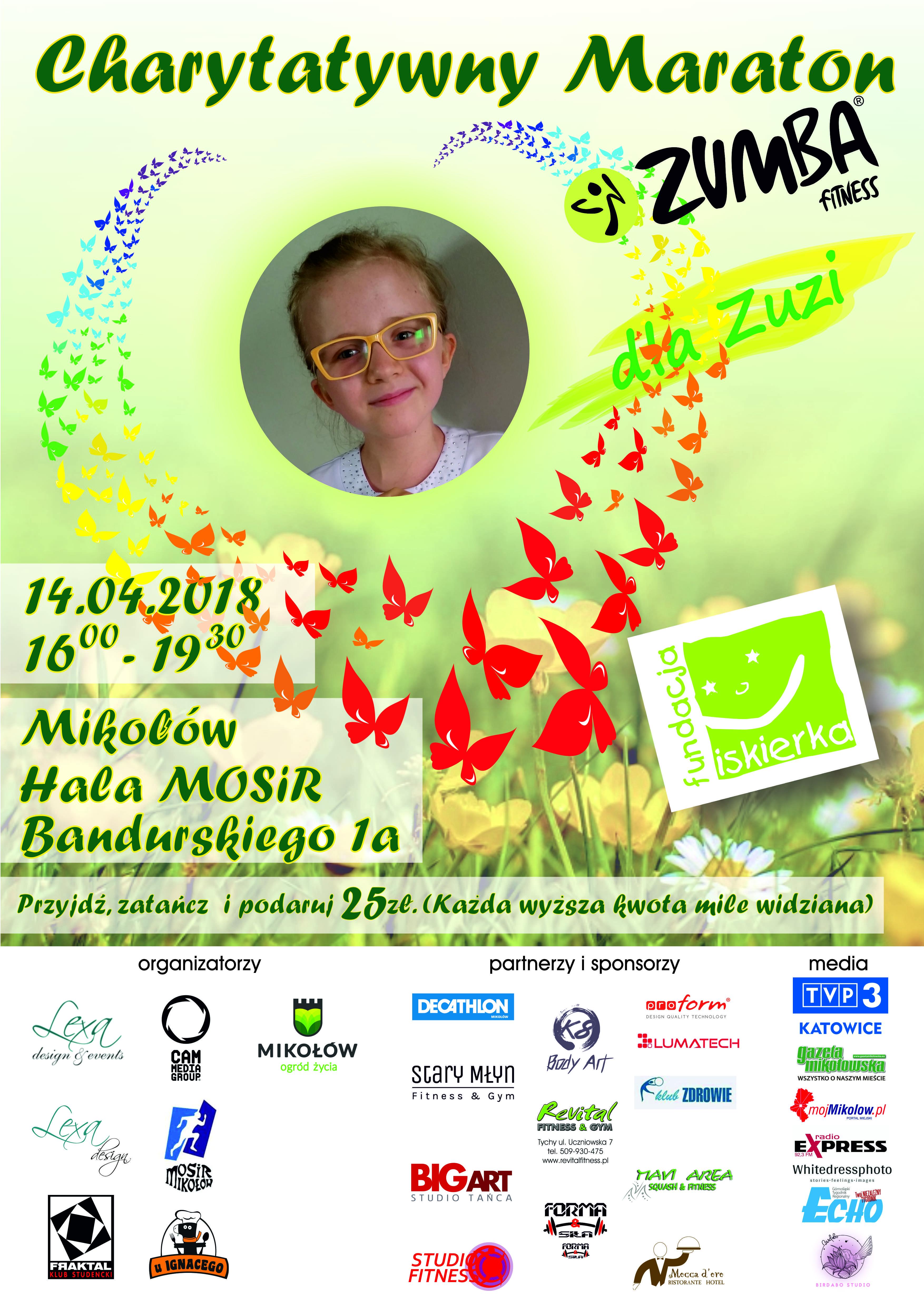 Plakat Zumb